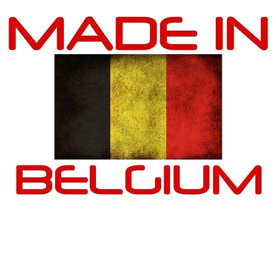 Made In Belgium T Shirt