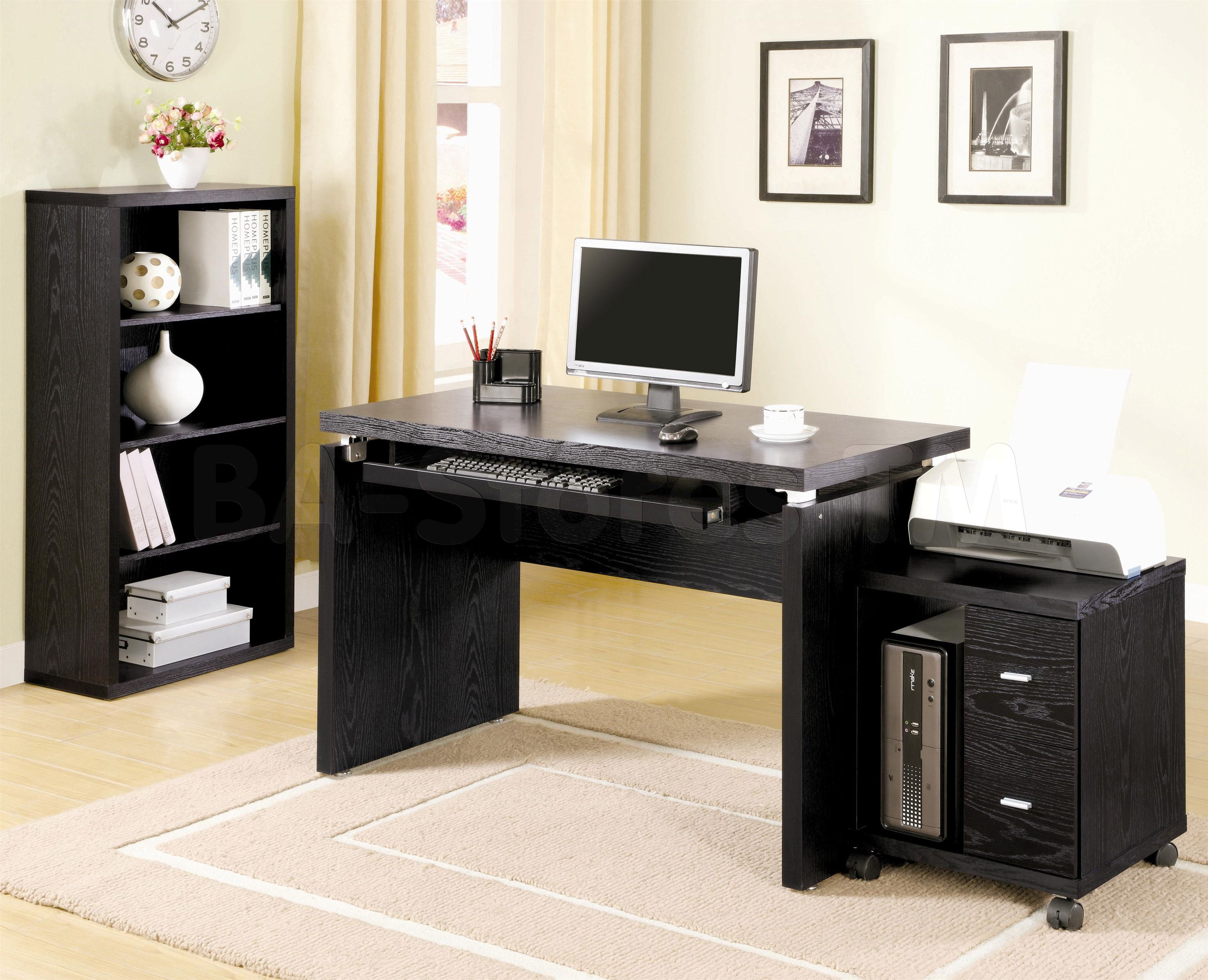 best images about cheap home office on pinterest home office home desk design - Office Desk Design Ideas