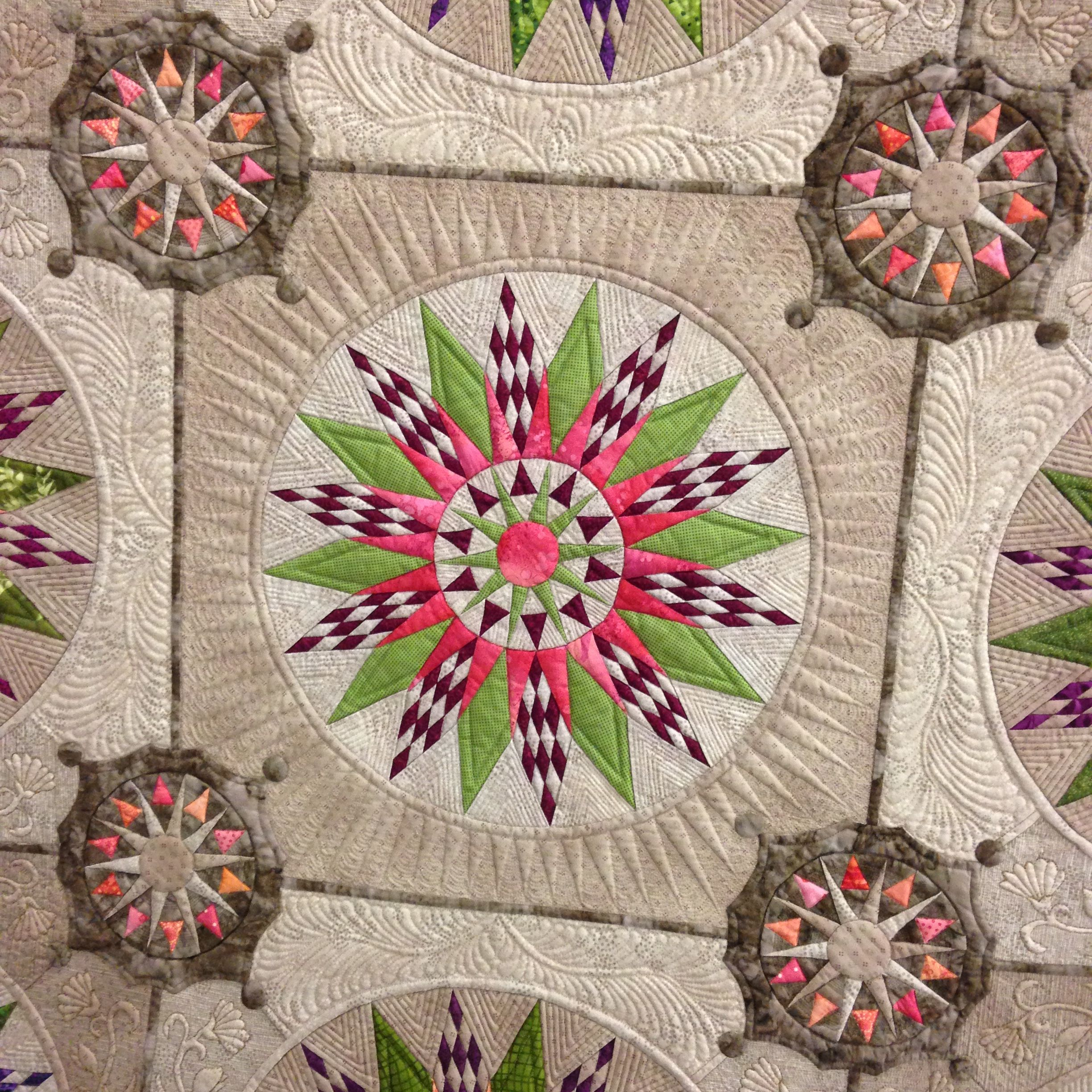 QUILTING - BLOCKS Image By Tracy Eller