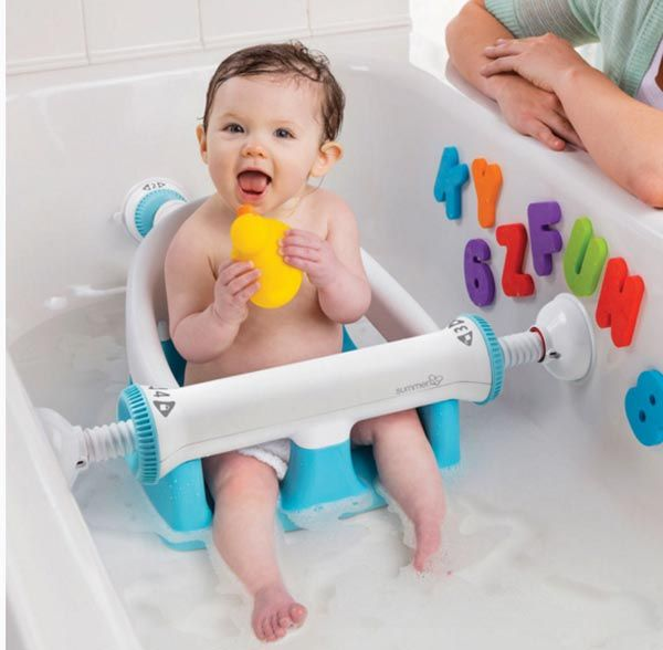 Baby Bath Ring Seat For Tub