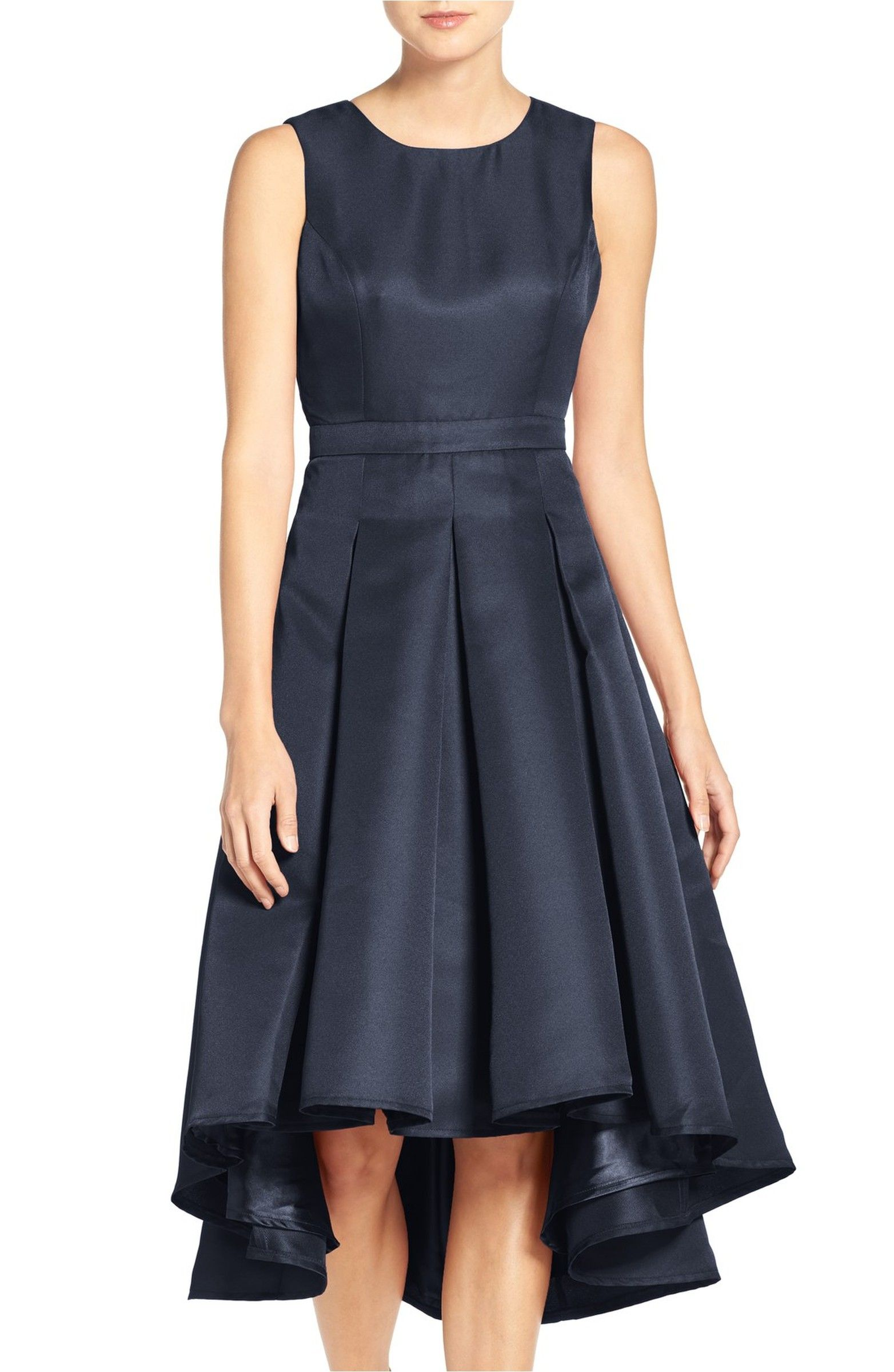 Lulus wedding guest dress  Cutout Back Tea Length HighLow Dress  Tea length High low and Teas