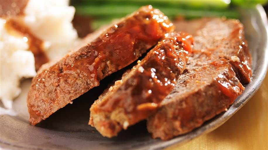 Yum! Try Valerie Bertinelli's tasty and easy turkey meatloaf