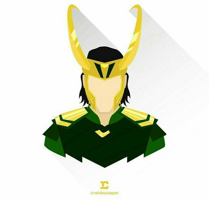 Minimalist Loki Loki Marvel Loki Fanart Loki Art