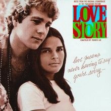 Love Story - Francis Lai - Free Piano Sheet Music