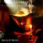 Book of Roses by Andreas Vollenweider (CD, Feb-1992, Columbia (USA)) #Harp
