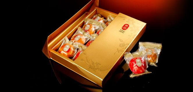 Tong Heng Moon Cake Packaging Design Design Packaging
