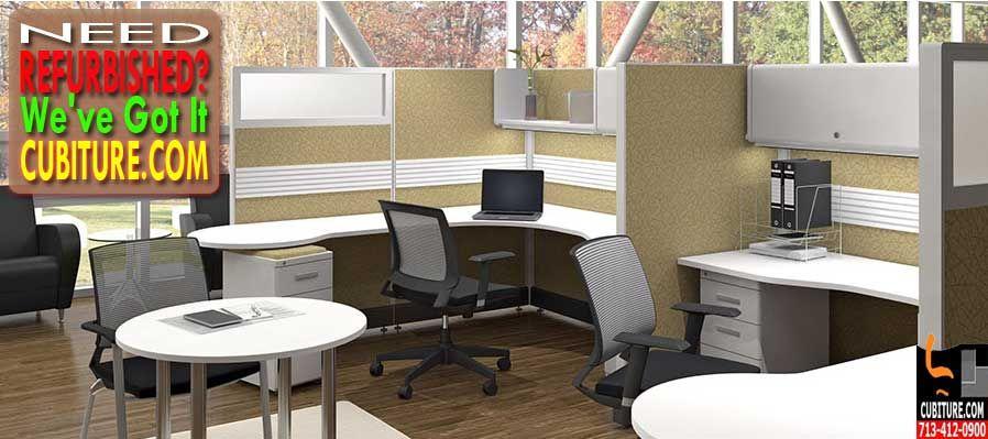Newusedrefurbished cubicles for sale manufacturer direct