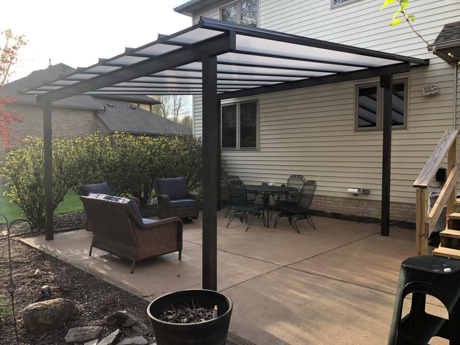 Bright Covers Photos Outdoor Shade Structures Patio Covers Porch Roofs Patio Covered Patio Outdoor Shade