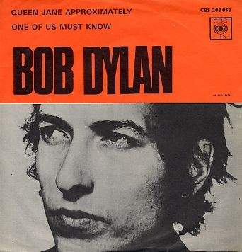 Bob Dylan Queen Jane Approximately One Of Us Must Know Sooner Or Later Bob Dylan Bob Dylan Album Covers Dylan