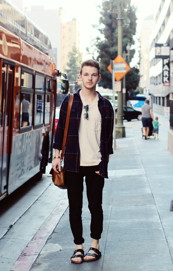 Urban Plaids on | Casual wear for men