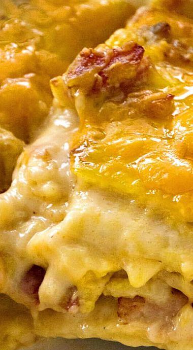 recipe: overnight breakfast lasagna [13]