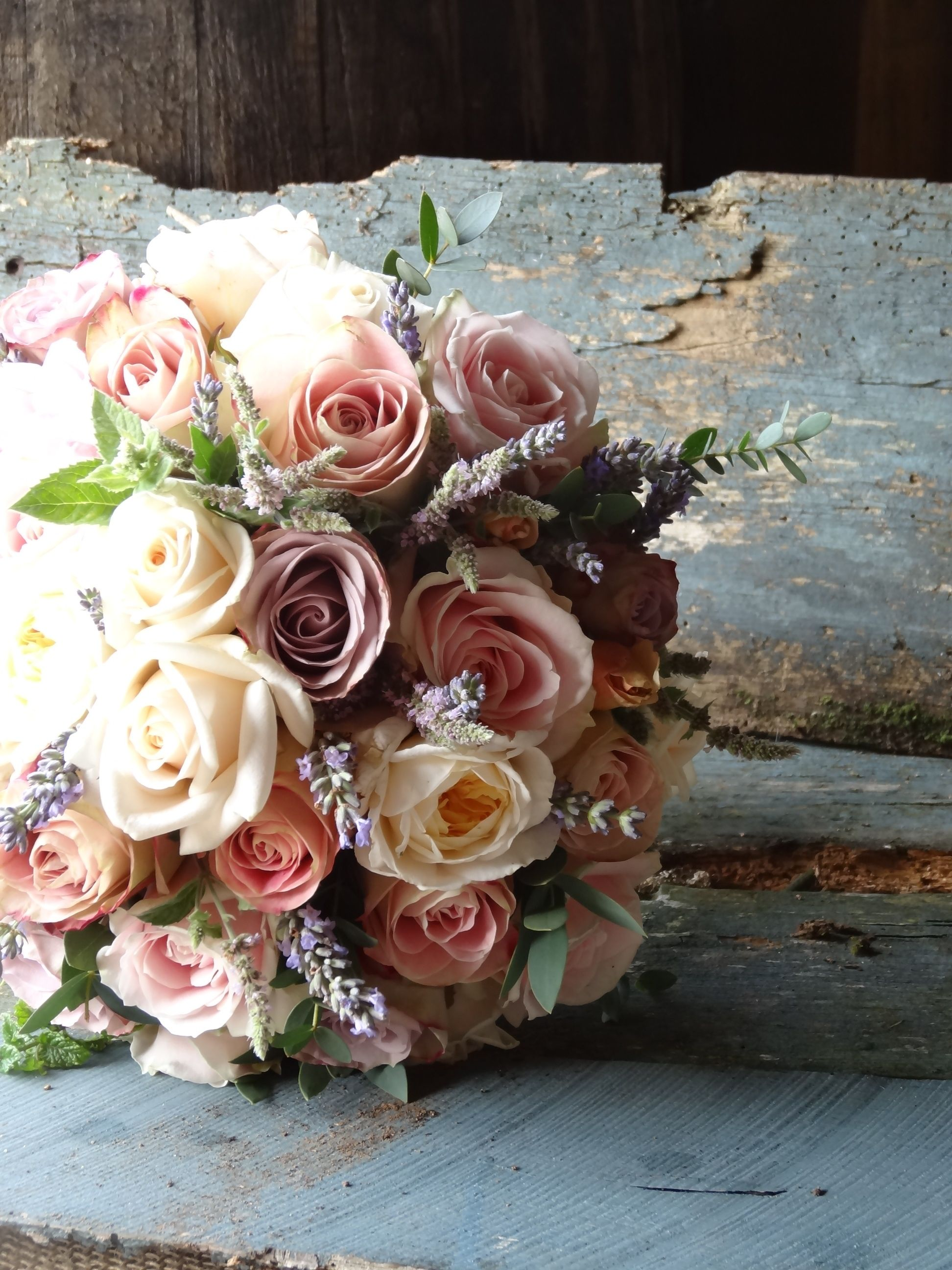Dusky roses wedding bouquet from catkin catkinflowers dusky roses wedding bouquet from catkin catkinflowers izmirmasajfo