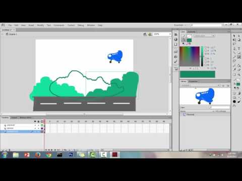 Pin Oleh Rizal Oke Di Tutorial Video Animasi Flash Penerbangan
