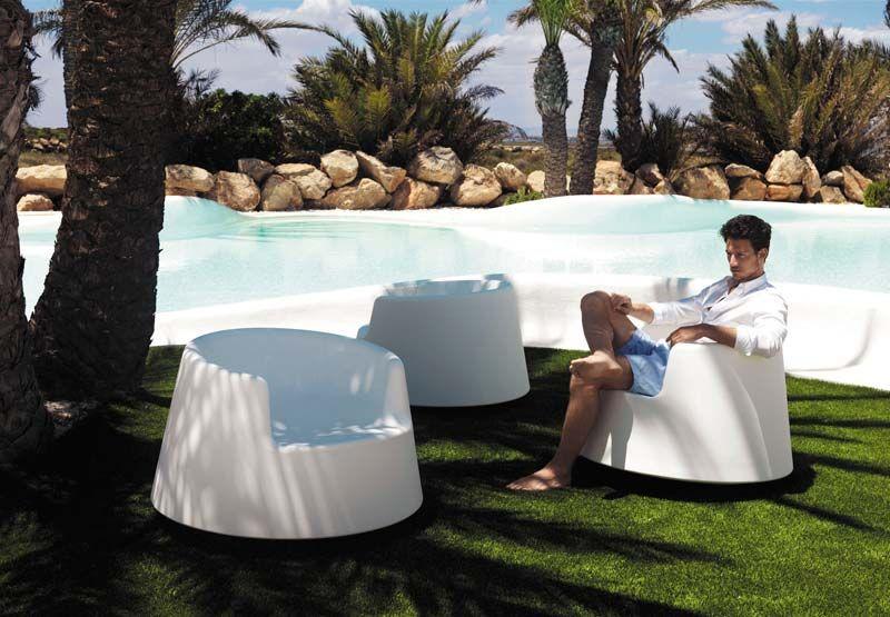 Salon de jardin design en matière plastique | Salon de jardin ...