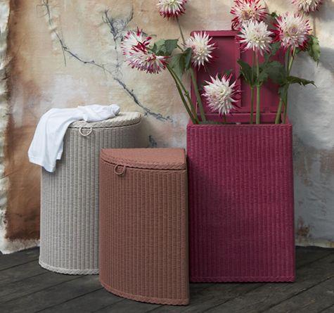 Loom-Wäschetruhen in drei Formen und vielen schönen Farben - schöne farben für schlafzimmer