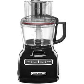 Best Kitchenaid 9 Cup 360 Watt Onyx Black 5 Blade Food 400 x 300
