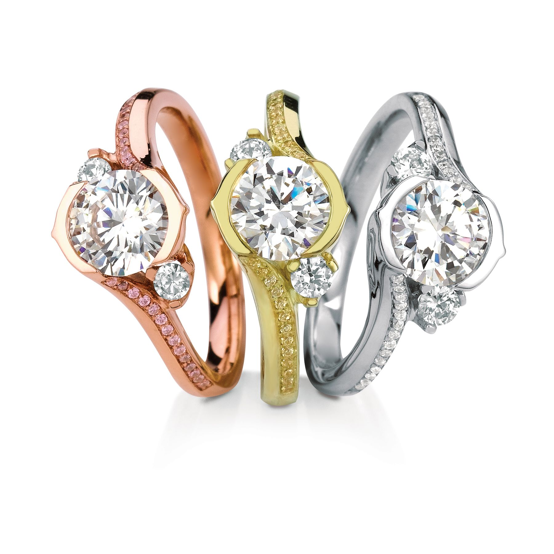 ring designer lily nouveau products rings image engagement design art bostonian custom