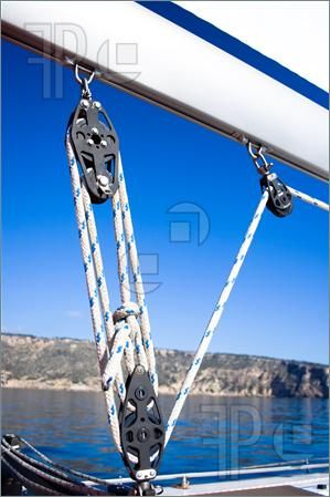 Pulleys On A Sail Boat Simple Machines Pinterest