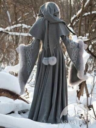 Celtic coat