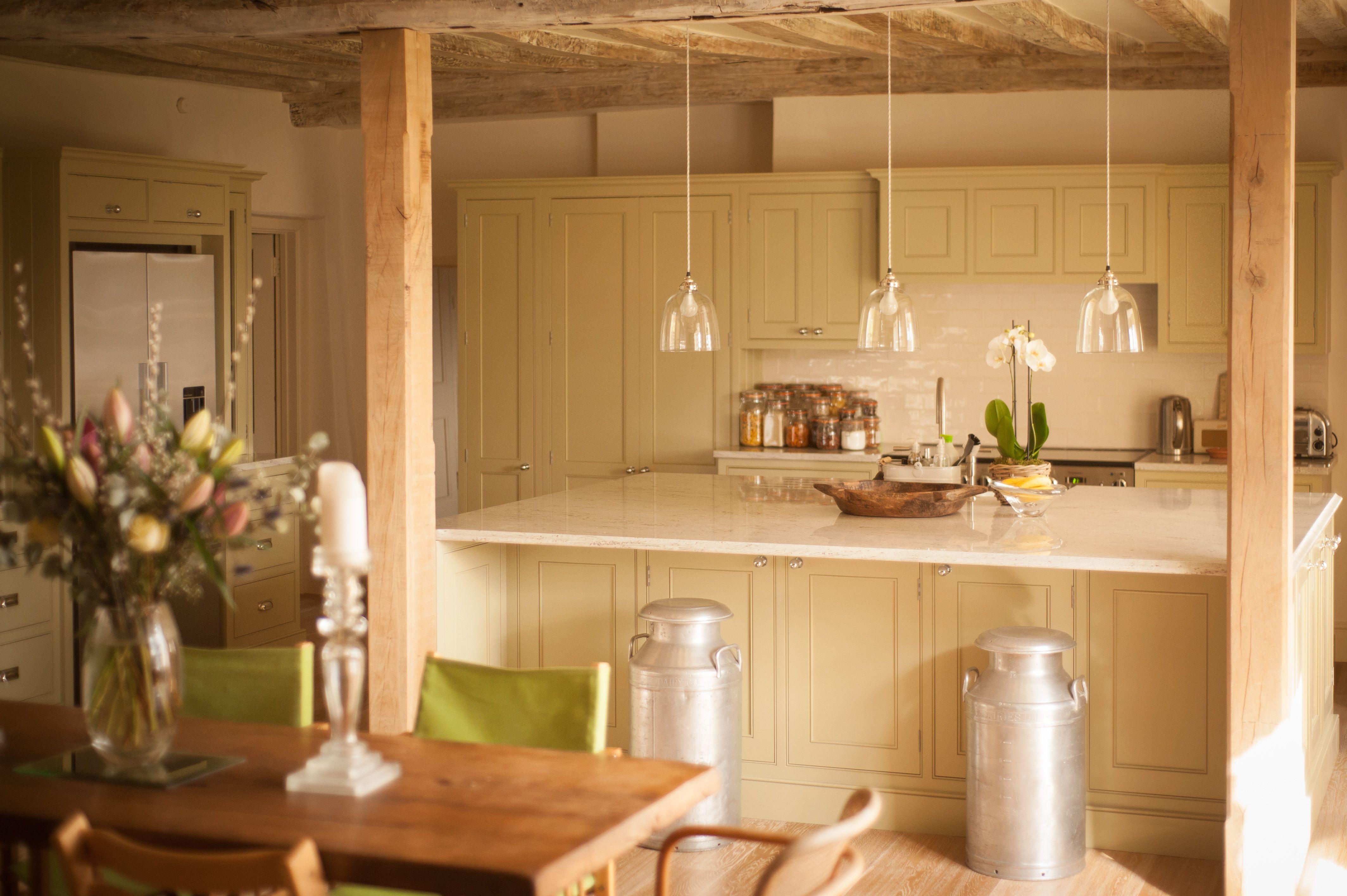 Jonathan Randall - Solid Wood Kitchens - Handmade Kitchen ...