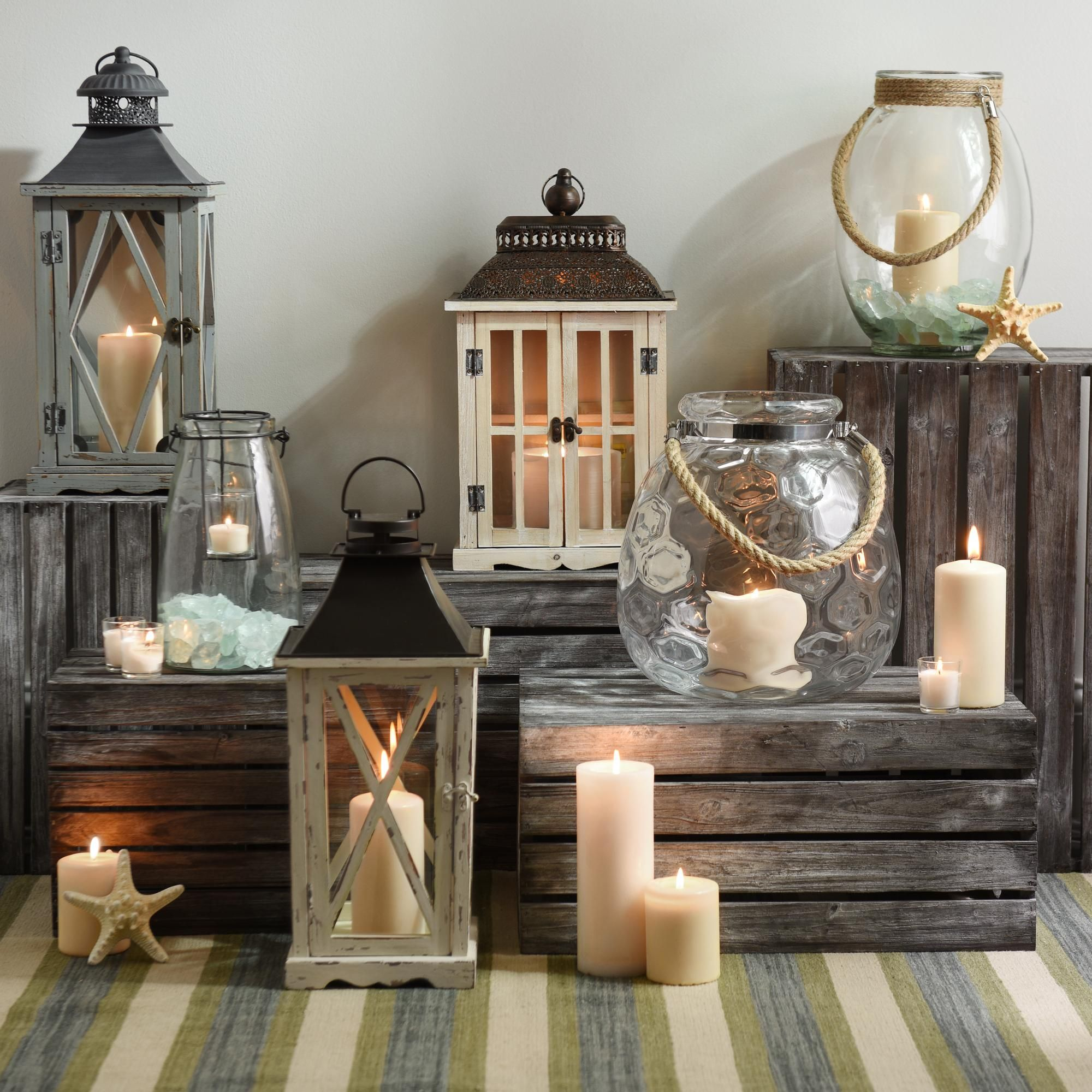 Add whimsy and magic with lanterns from Kirkland's! All ... on Lanterns At Kirklands id=13648
