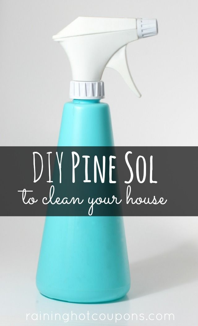 Diy Pine Sol Homemade Cleaning Products Diy Home