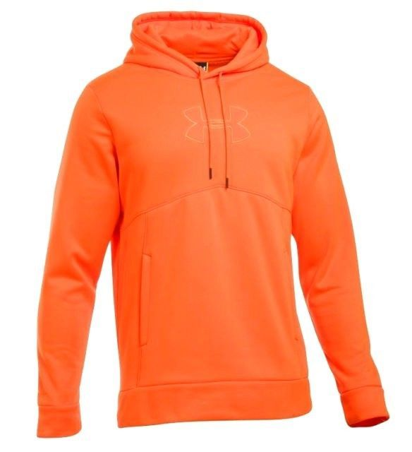 6a9a7e610f5 Hoodies and Sweatshirts 177871  Nwt Under Armour Men S Hunting Fishing Icon  Storm Fleece Hoodie