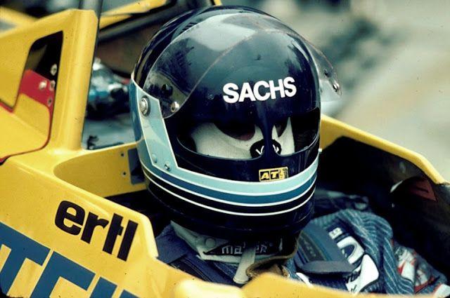 Bobby Rahal Toyota >> Harald Ertl | Formula 1 | Helmet, Helmet design, Race cars