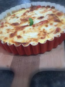 Tomato Basil Tart Recipe