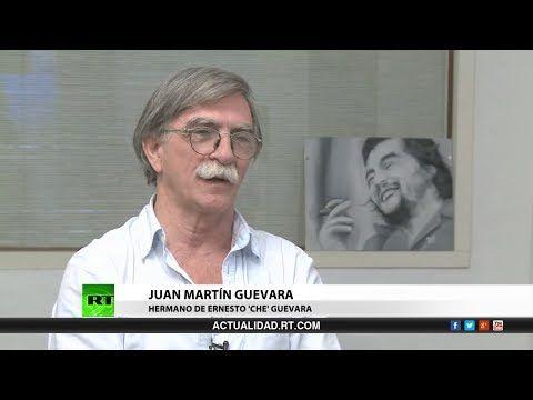 Entrevista con Juan Martín Guevara, hermano de Ernesto 'Che' Guevara