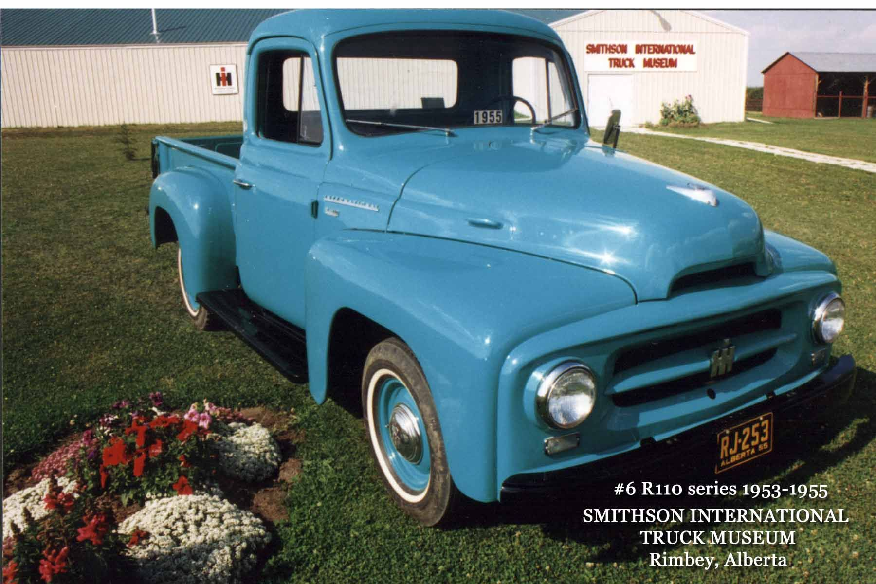 1955 International Truck Maintenance/restoration of old/vintage ...