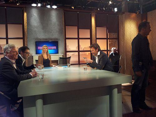 Uitzending van 12 oktober: De tafel van vandaag met stamgast Danny de Vries en Bert Eeftink & Dorothee Loorbach