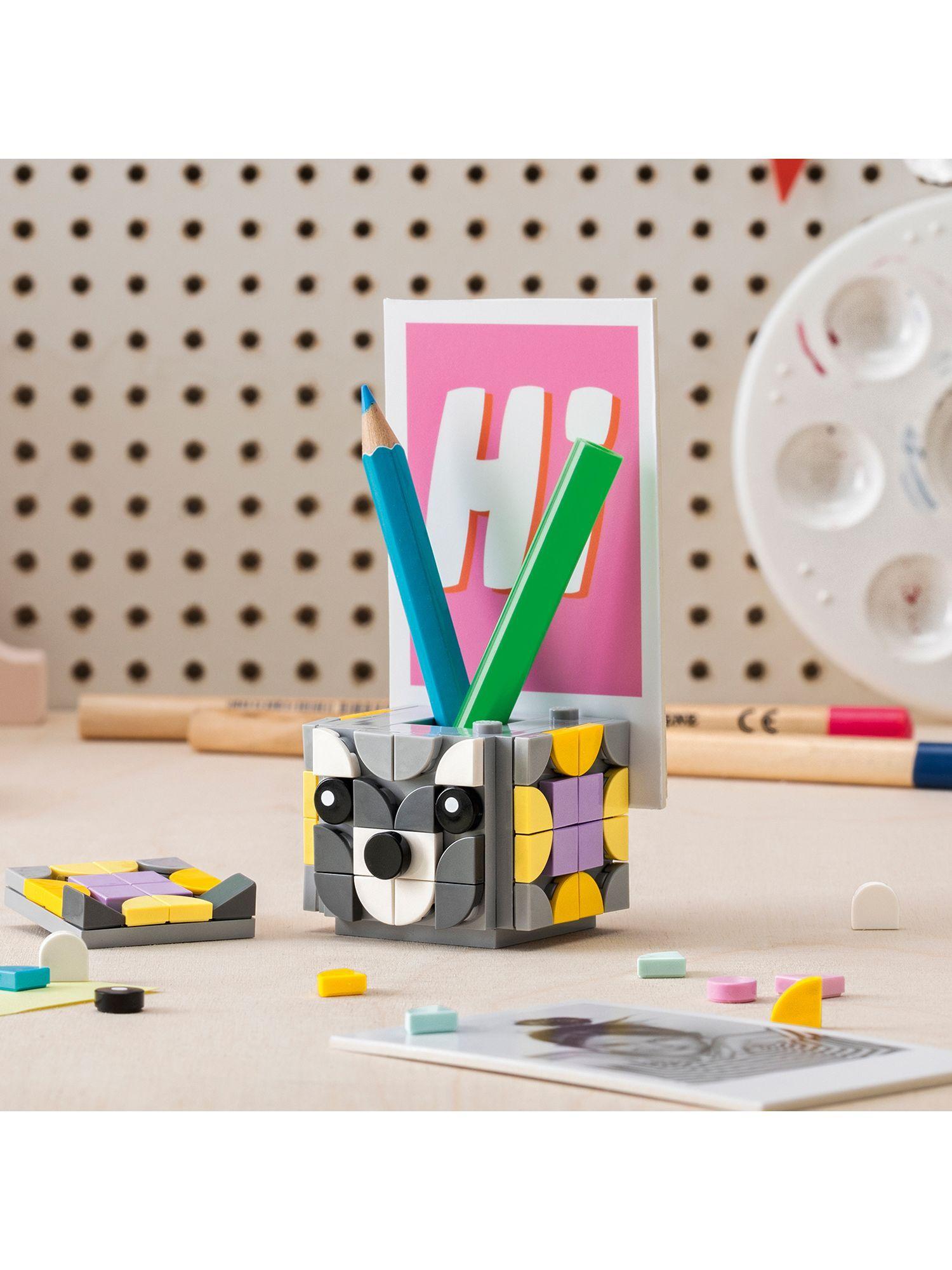 20 ideas de Lego DOTS   lego, piezas decorativas, sujeta cuadros