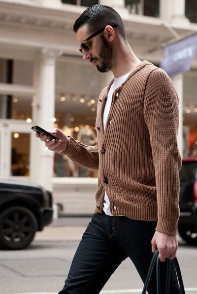 Is it wrong to desire sweaters on spring time?
