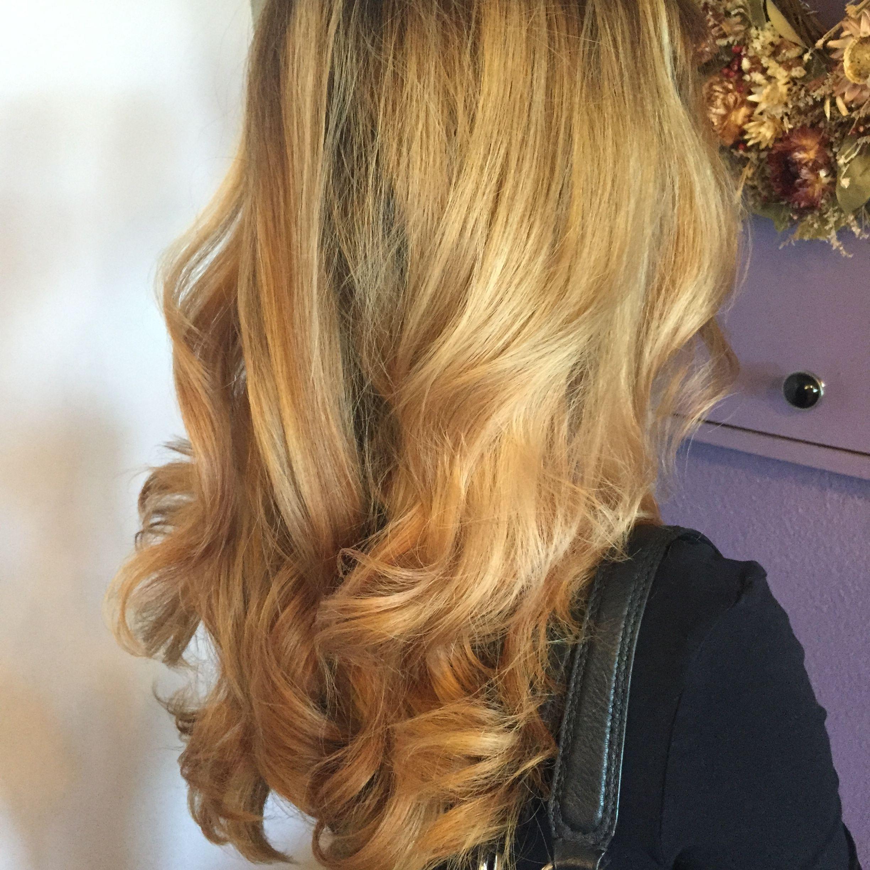 Sabre Salon Honolulu, HI Long hair styles, Blonde tones