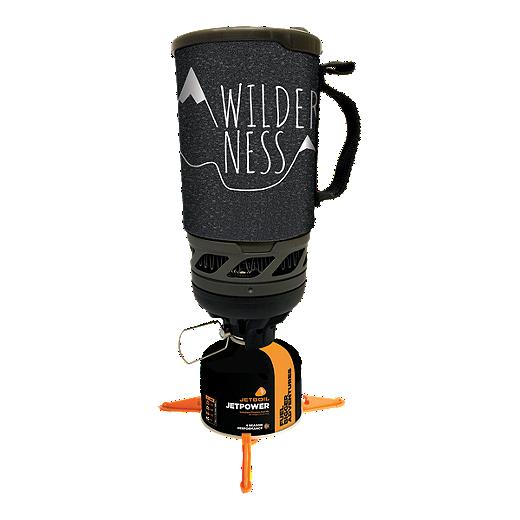 JetBoil Flash Stove 2.0 Wilderness Jetboil, Portable