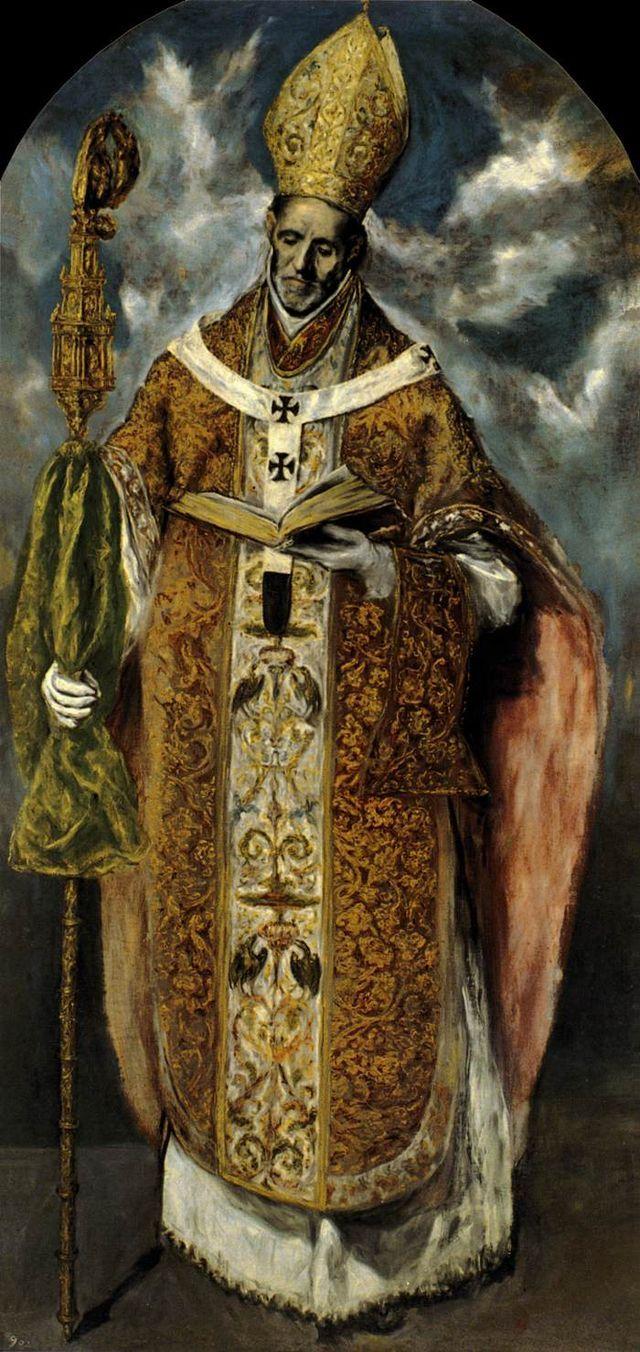 El Greco - St Ildefonso