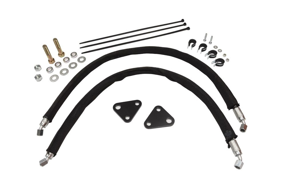 Ram Hydraulic Assist Steering Hardware Kit American Expedition Vehicles Aev Classic Car Insurance Best Car Insurance Hydraulic Steering