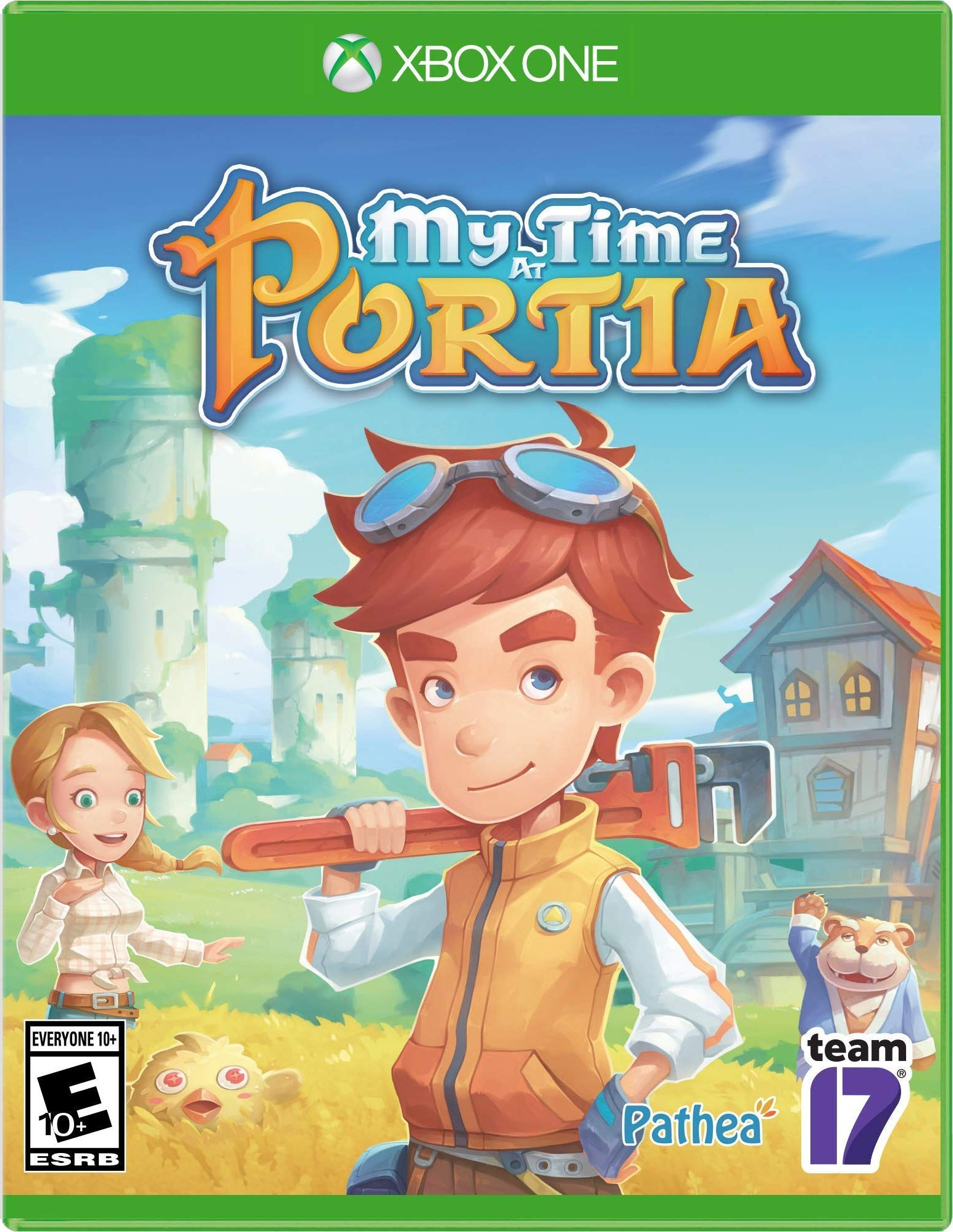 My Time at Portia No time for me, Xbox one, Portia