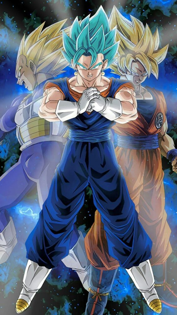 Fusion Dragon Ball Super En 2020 Personajes De Goku Personajes De Dragon Ball Dragon Ball Gt