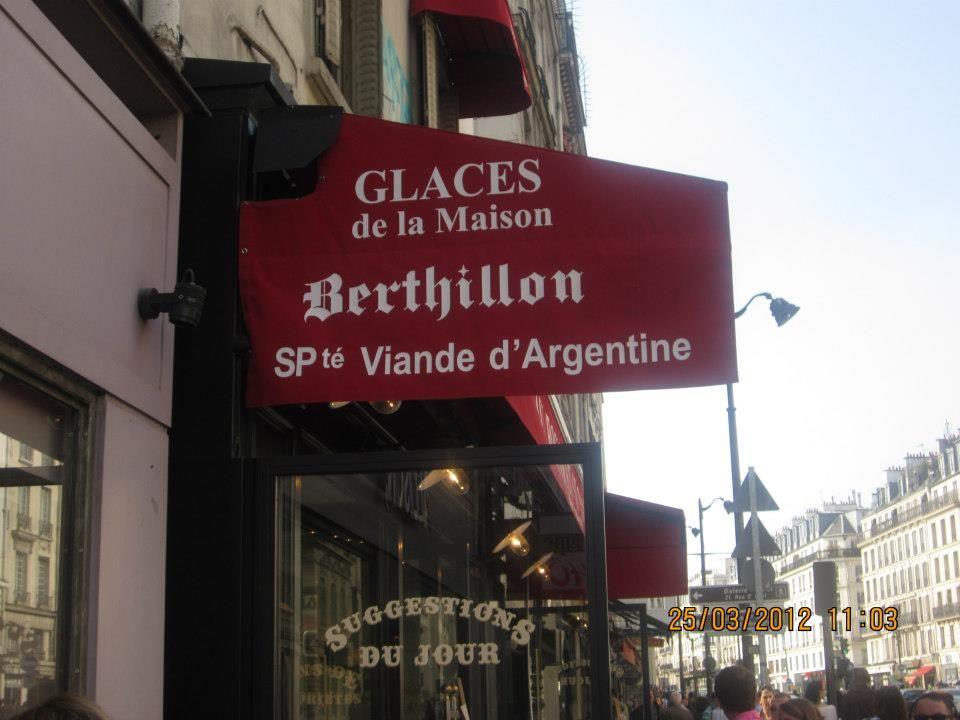 Petites surprises a Paris