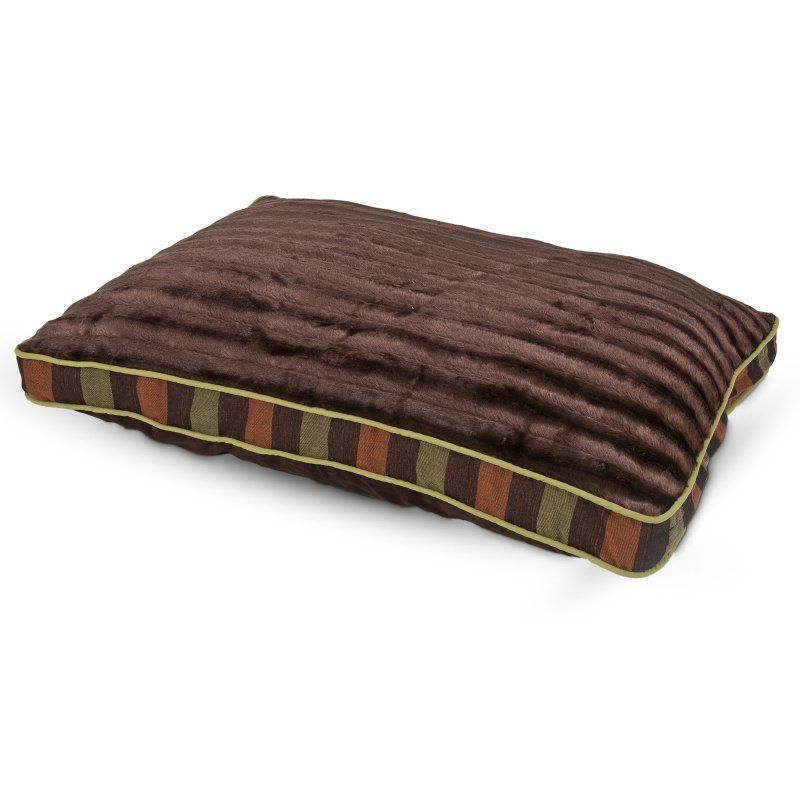 Petmate Fashion Gusset Pillow Bed Assorted - 80142