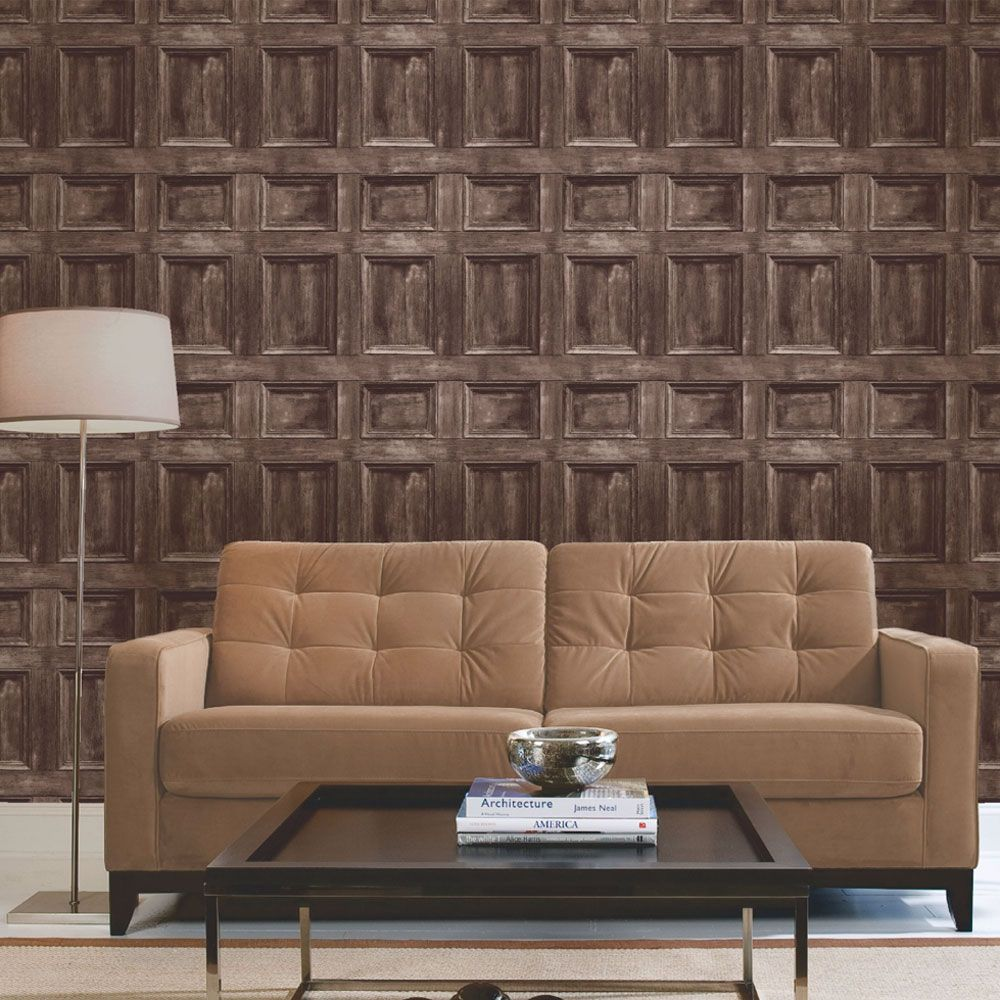 Woodeffect Wallpapers  Our Pick Of The Best  Carpentry Beauteous Best Living Room Wallpaper Designs Inspiration Design