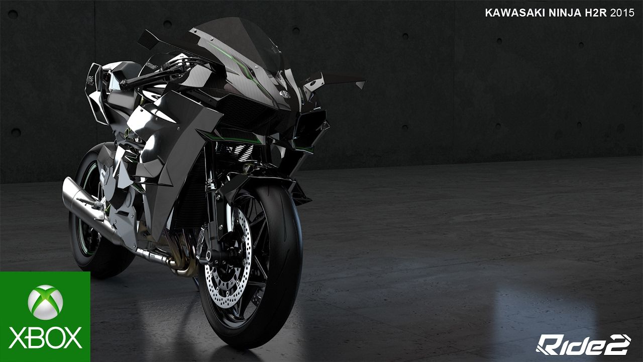 Ride 2 Launch Trailer Ride 2 Kawasaki Ninja Kawasaki Bikes