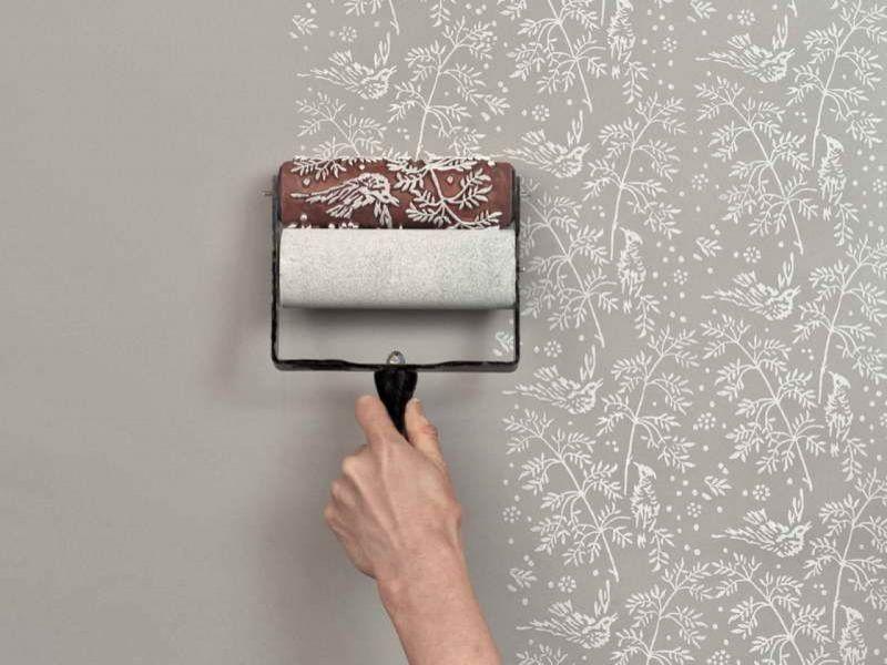 w nde richtig streichen tipps und 20 kreative ideen wohnung pinterest wohnung streichen. Black Bedroom Furniture Sets. Home Design Ideas