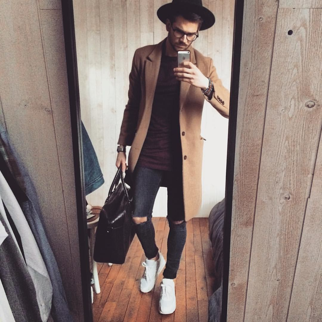 Instagram Photo By L O Chevallier Feb 2 2016 At 6 47 Am Men Outfits Pinterest