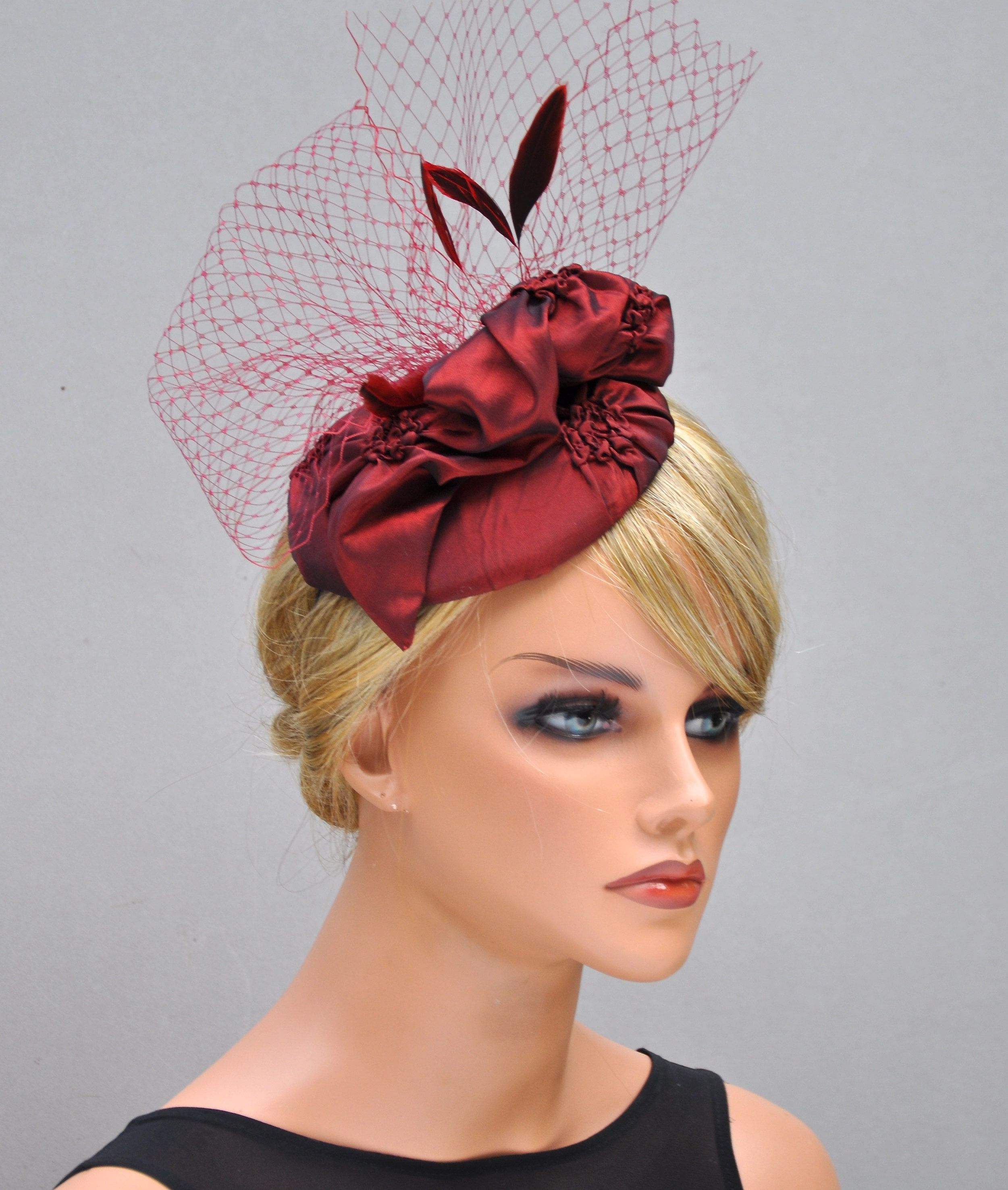 Wedding Fascinator 301920f52bc