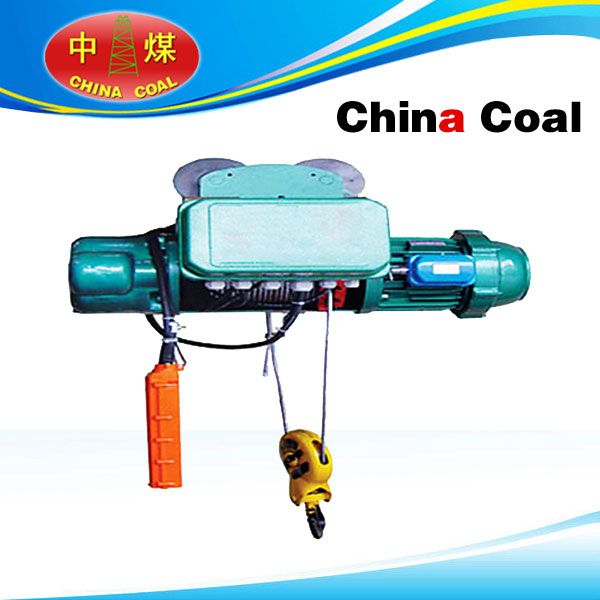 MD1 series wire rope electric hoist MD1 series wire rope electric ...