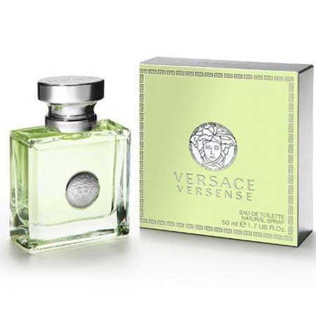 Versace Versense An Expression Of The Fusion Between Freshness And