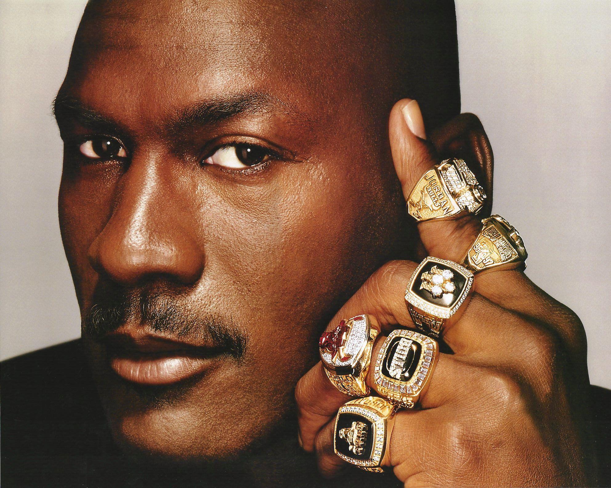 Michael Jordan Championship